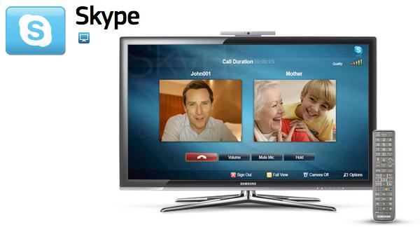 Как сделать скайп на телевизоре lg smart tv