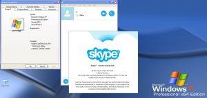 Скачать Скайп для windows xp